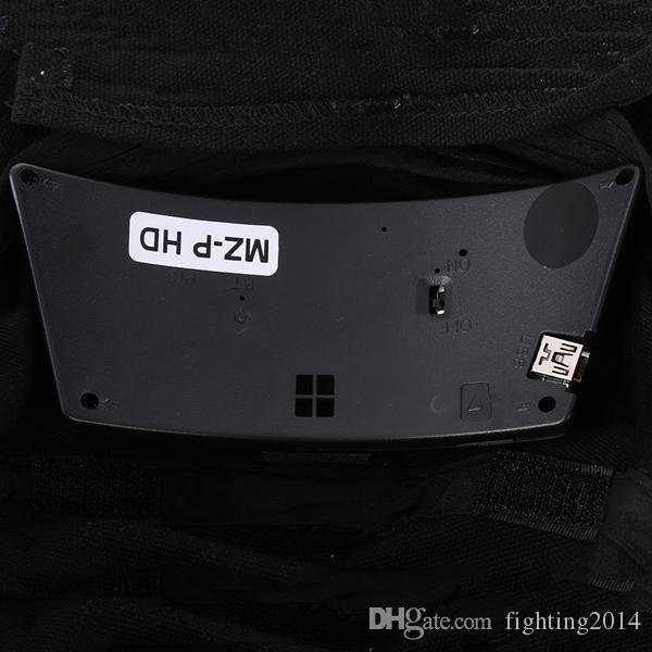 P2P Cap Kamera WIFI Mini IP Kamera HD 720P Tragbare Mini Camcorder 8GB Hut Kamera Mini DV Kappe DVR für IOS Android PC