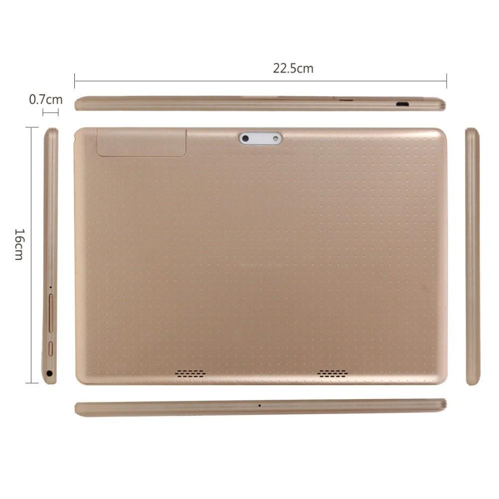 O envio gratuito de 9.6 Polegada Original 3G 4G LTE Telefonema Octa Android núcleo Tablet pc Android 5.1 4 GB RAM 32 GB ROM Wifi Tablets 10'