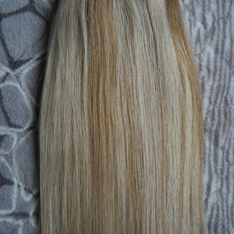 Cabelo virgem malaio reto 27/613 loira cabelo virgem tecer pacotes 100g extensões de cabelo humano duplamente trama