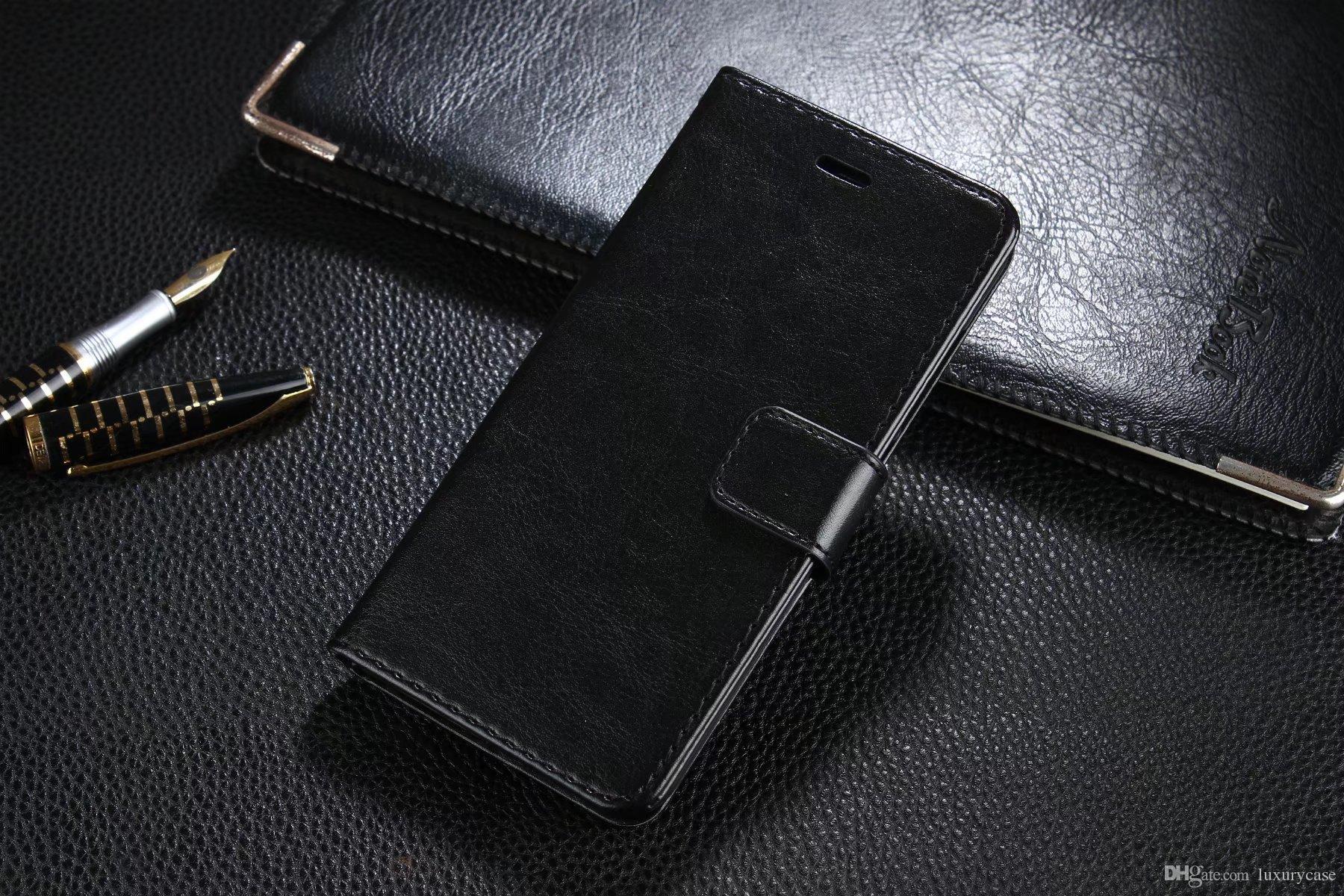 Handyhüllen line Für Oppo R11 Plus Case Original Bunte Brieftasche Flip Cover Nette Ultra Thin Slim Luxus Leder Tasche Für Oppo R11 Plus Marken