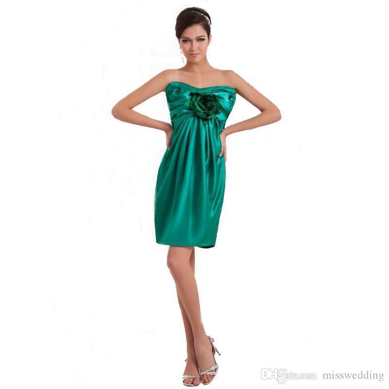 Berühmt Brautjungfer Kleid Grün Fotos - Brautkleider Ideen ...
