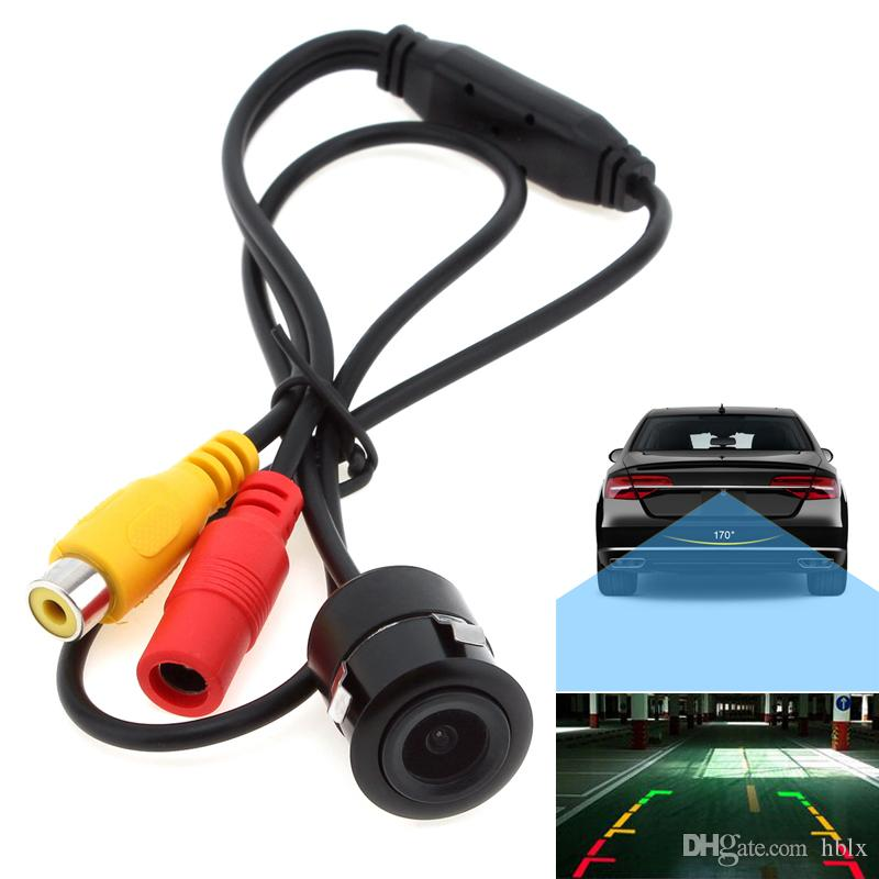 Brand New E301 waterproof High Definition & Small Compact Size Car Rear View Camera with Night Vision CAL_024