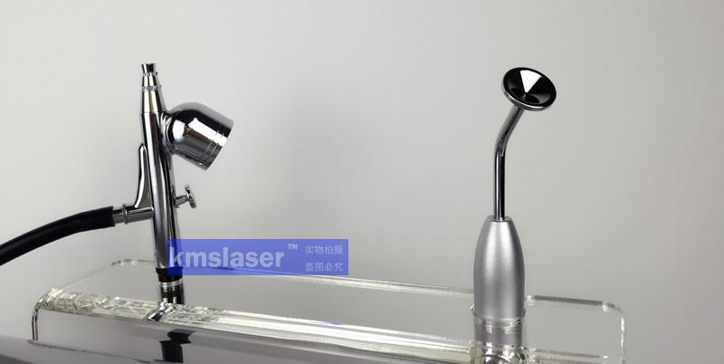Injeção de oxigênio protable facial máquina O2 jet peel cuidados com a pele rejuvenescimento máquina equipamento sistema beleza euqipment beleza máquina