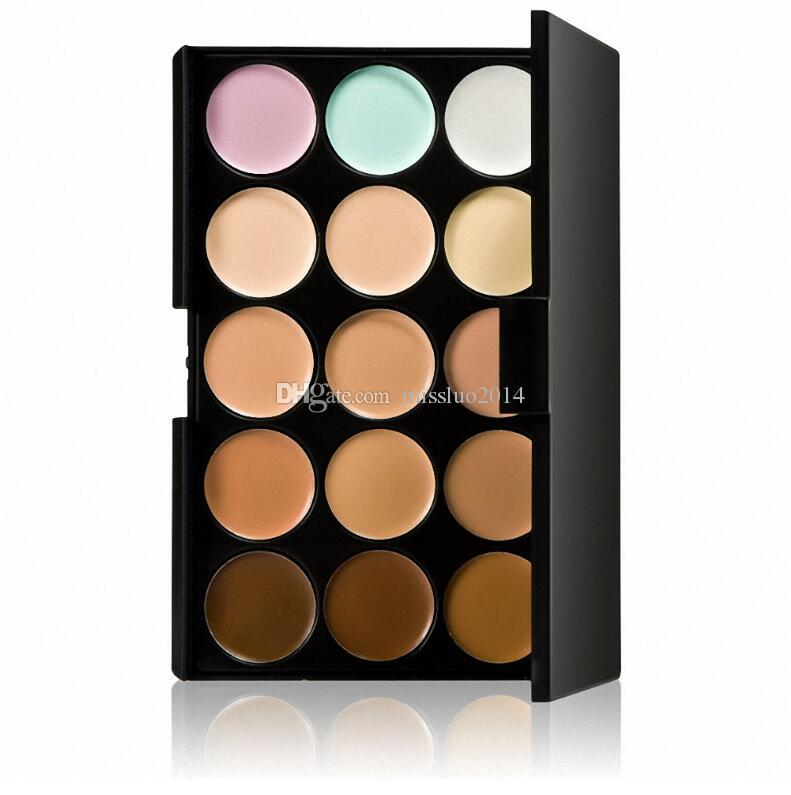 Professional Concealer Palette Facial Face Cream Care Camouflage Makeup base Palettes Cosmetic with Gift Via DHL/FEDEX/UPS/TNT