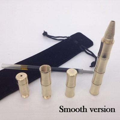 جديد الخيزران المشتركة التكتيكية القلم الشخصية جل القلم النحاس معدن اليدوية النحاس توقيع القلم مع غطاء