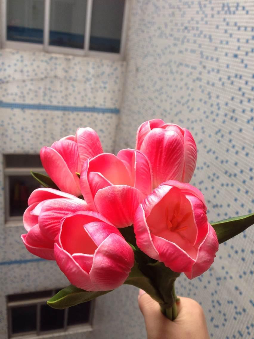 2018 cheap wholesale artificial flowers high quality tulip flower 2018 cheap wholesale artificial flowers high quality tulip flower from hysflower 855 dhgate izmirmasajfo