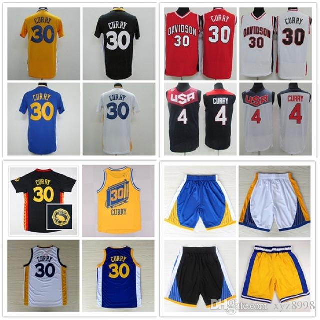 rozol 2018 #30 S Curry Basketball Jersey Stitched Throwback College