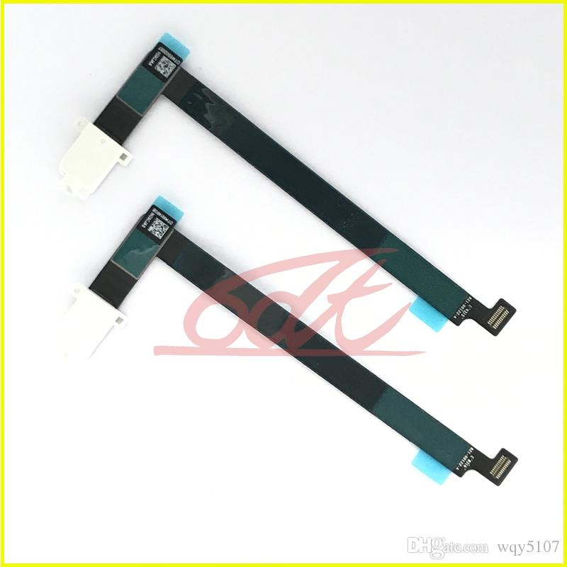 Earphone Headphone Jack Audi Flex Cable Ribbon for Ipad Pro 12.9 Tablet Replacement Black White