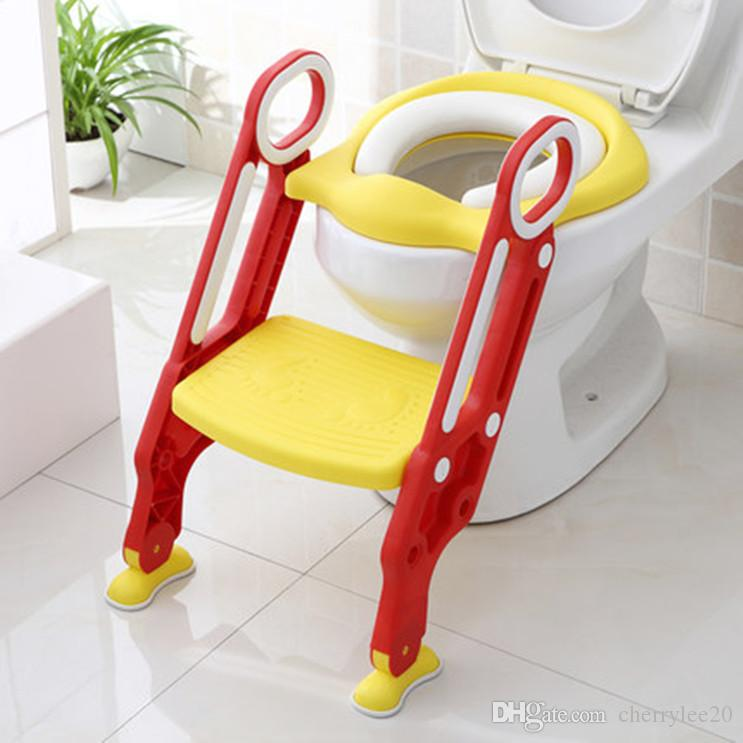 2019 Baby Potty Seat With Ladder Toddlers Children Toilet
