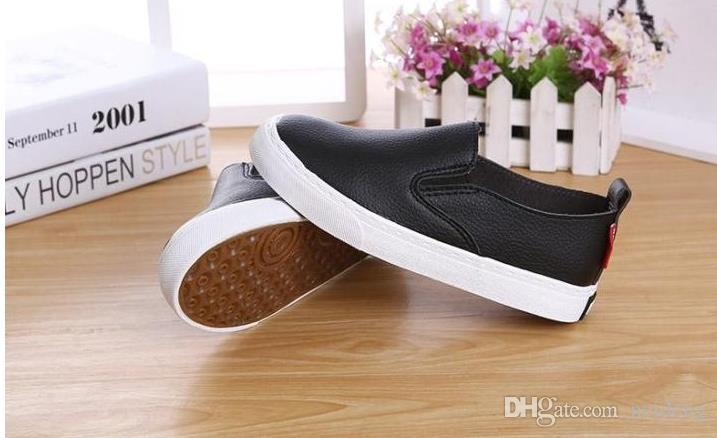 Chaussures femme Flats Chaussures Mocassins Printemps Eté Style britannique Casual Bout rond Slip On White Noir Élève Infirmière En Caoutchouc Infirmière Femmes Chaussures