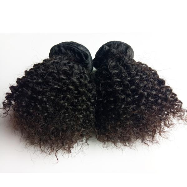 Human Hair Wefts Kinky Curly Brazilian Hair Bundles 8-12inch Malaysian Indian Cheap remy Hair For Sale Factory Price 50g/pc 300g