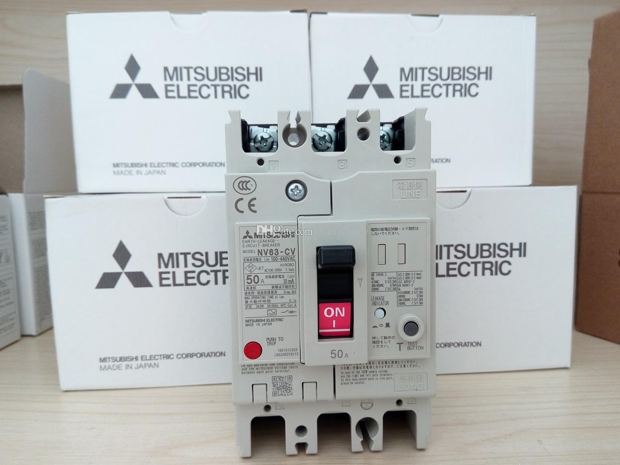 Großhandel Mitsubishi Erdschlussschutzschalter Nv63 Cv 3 Phase Mit ...