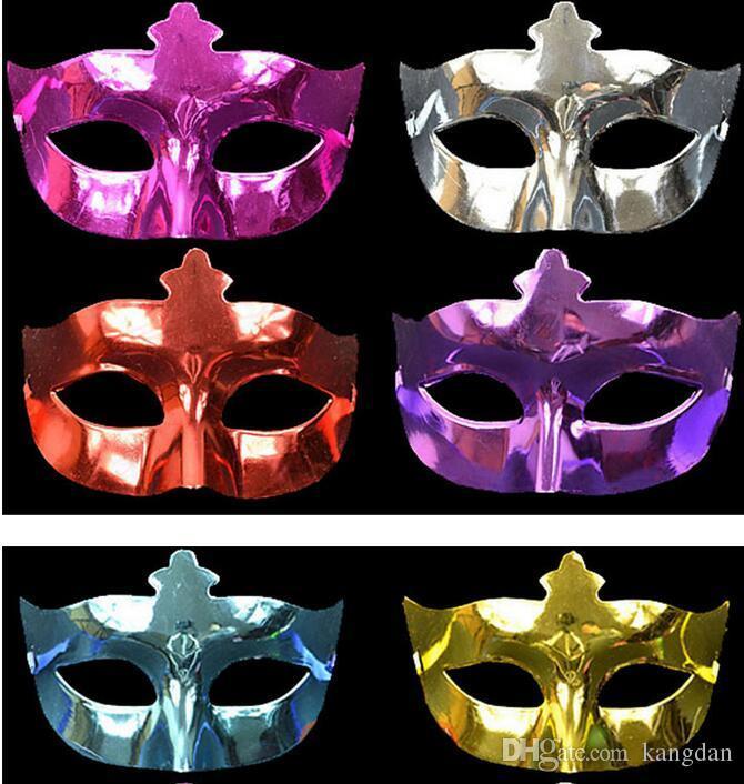 masquerade parties princess mask Half face masks kids adult Face Painting Venetian masks Halloween cosplay constume mask