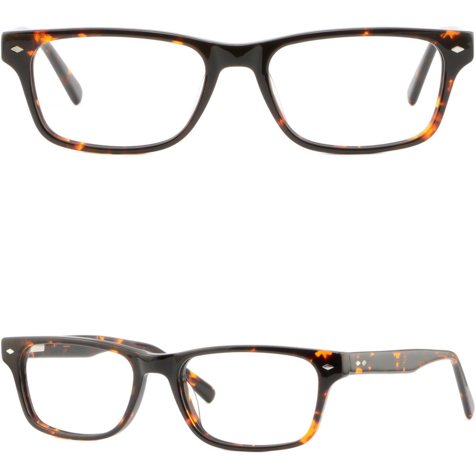 5f62031c795 Tortoiseshell Mens Womens Frames Rectangular Prescription Glasses Spring  Hinges Kids Glasses Frames Black Frame Glasses From Aceglasses