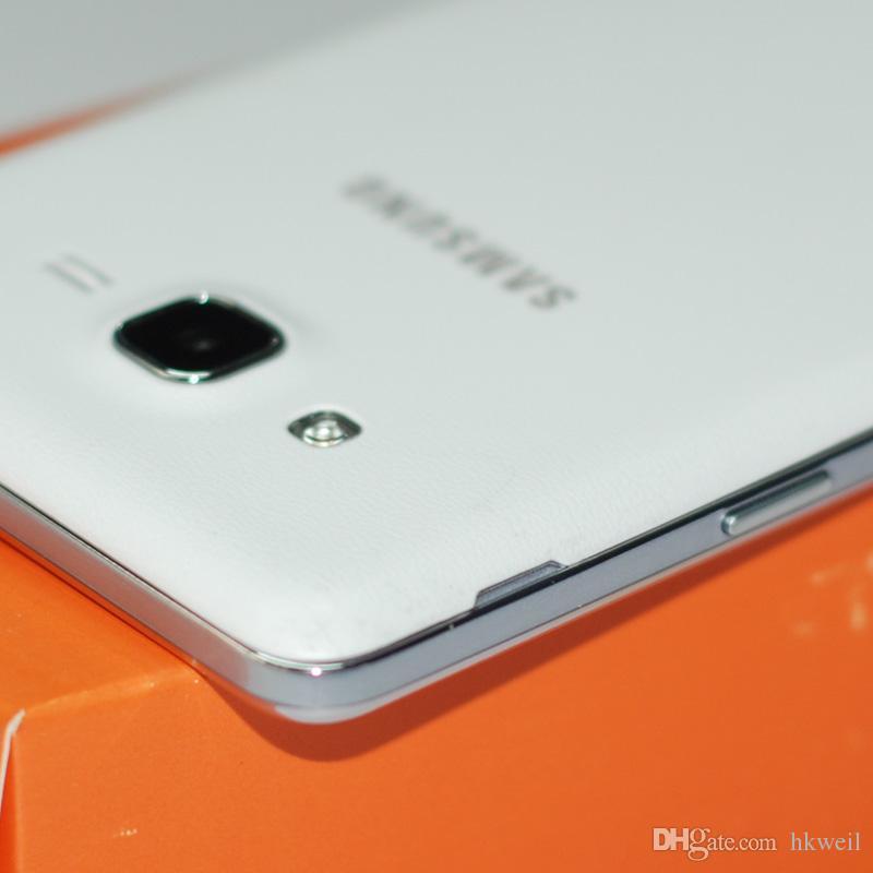 Quad Core 4G LTE remis à neuf par Samsung Galaxy On7 G6000 Smart Phone 5.5Inch 16G / 8G ROM