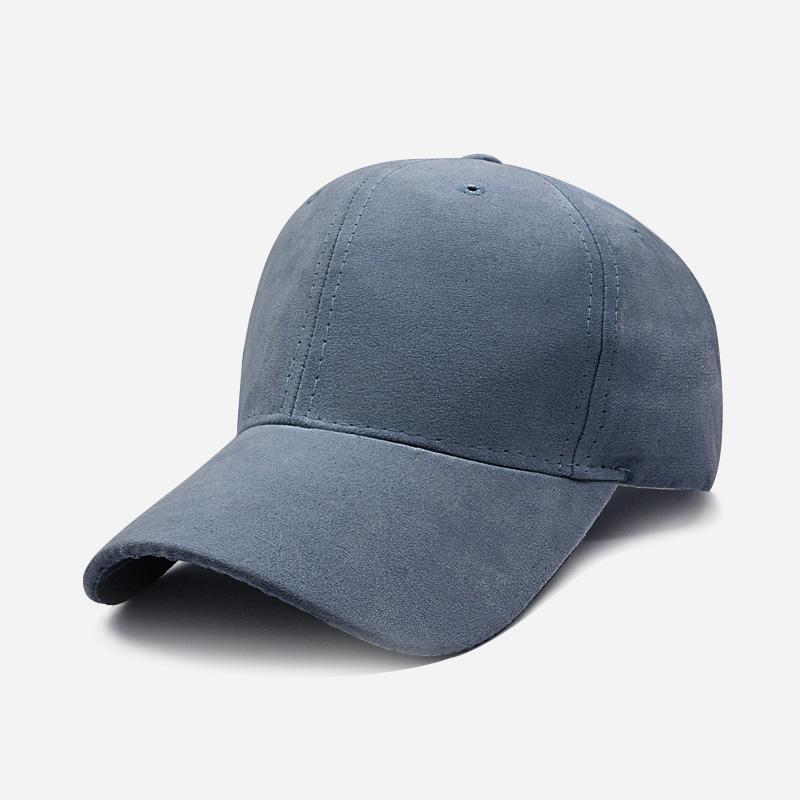 Wholesale- New Design Suede Baseball Cap Women Snapback Cap Brand ... 2340ae126a0