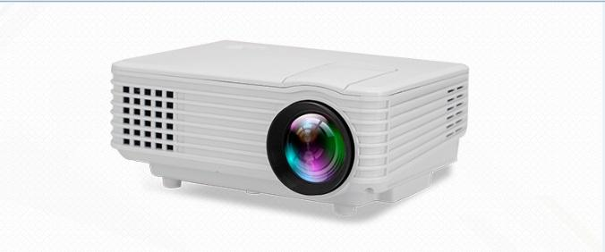 d7c17fcb9fb96c 2019 Wholesale Hot Sale RD805 3d Led Mini Projector 1080p Full Hd Home  Theater Projetor Video Lcd Proyector Portable Pico Pocket Micro Beamer From  Nori, ...