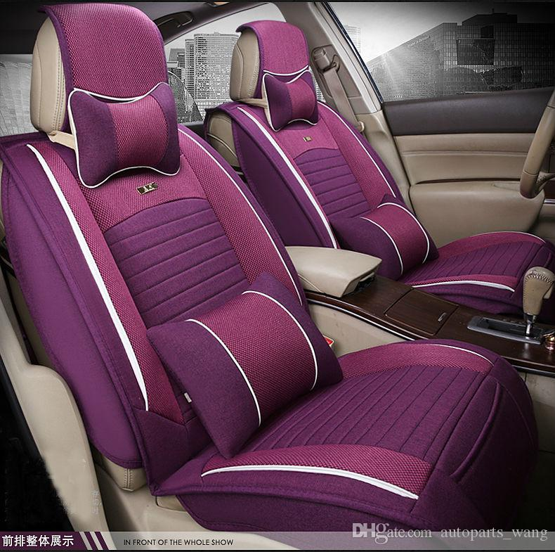 Purple Car Seat Cover Flame Resistance Car Seats Cover Ford Fiesta Focus Camo Truck Seat Covers Car Accessories Seat Cover From Autoparts_wang ... & Purple Car Seat Cover Flame Resistance Car Seats Cover Ford Fiesta ... markmcfarlin.com