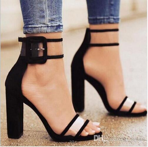 4de6e24d173b 2019 Shoes Women Summer Shoes T-stage Fashion Dancing High Heel ...