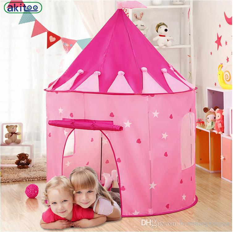See larger image  sc 1 st  DHgate.com & New Arrival South Korea Style Princess House Large Indoor Children ...