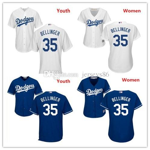 huge discount c946f 09d61 35 cody bellinger jersey youth