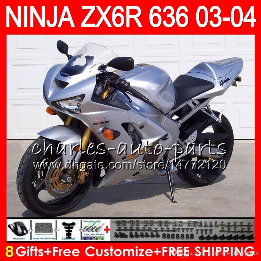 2004 Zx6r Parts 2004 Kawasaki Ninja Zx 2019 01 27