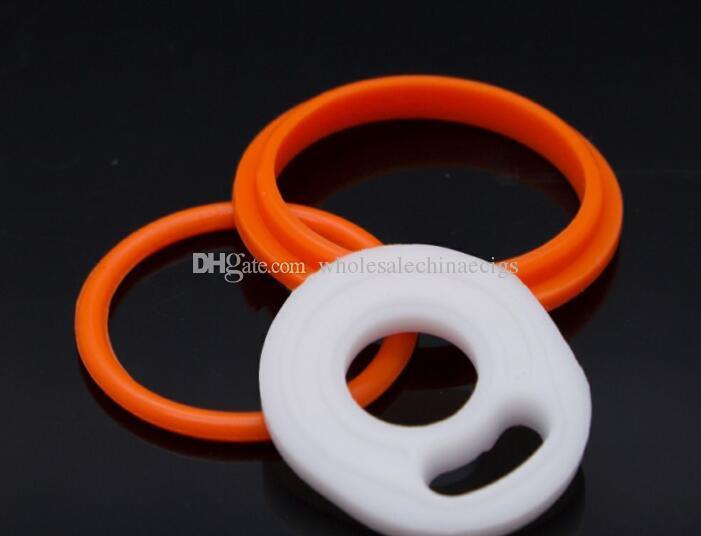 TFV8 Guarnizioni o-ring in silicone TFV8 Anello grande bambino anello in gomma tfv12 Sostituzione Anello tenuta superiore O-ring 3 pezzi