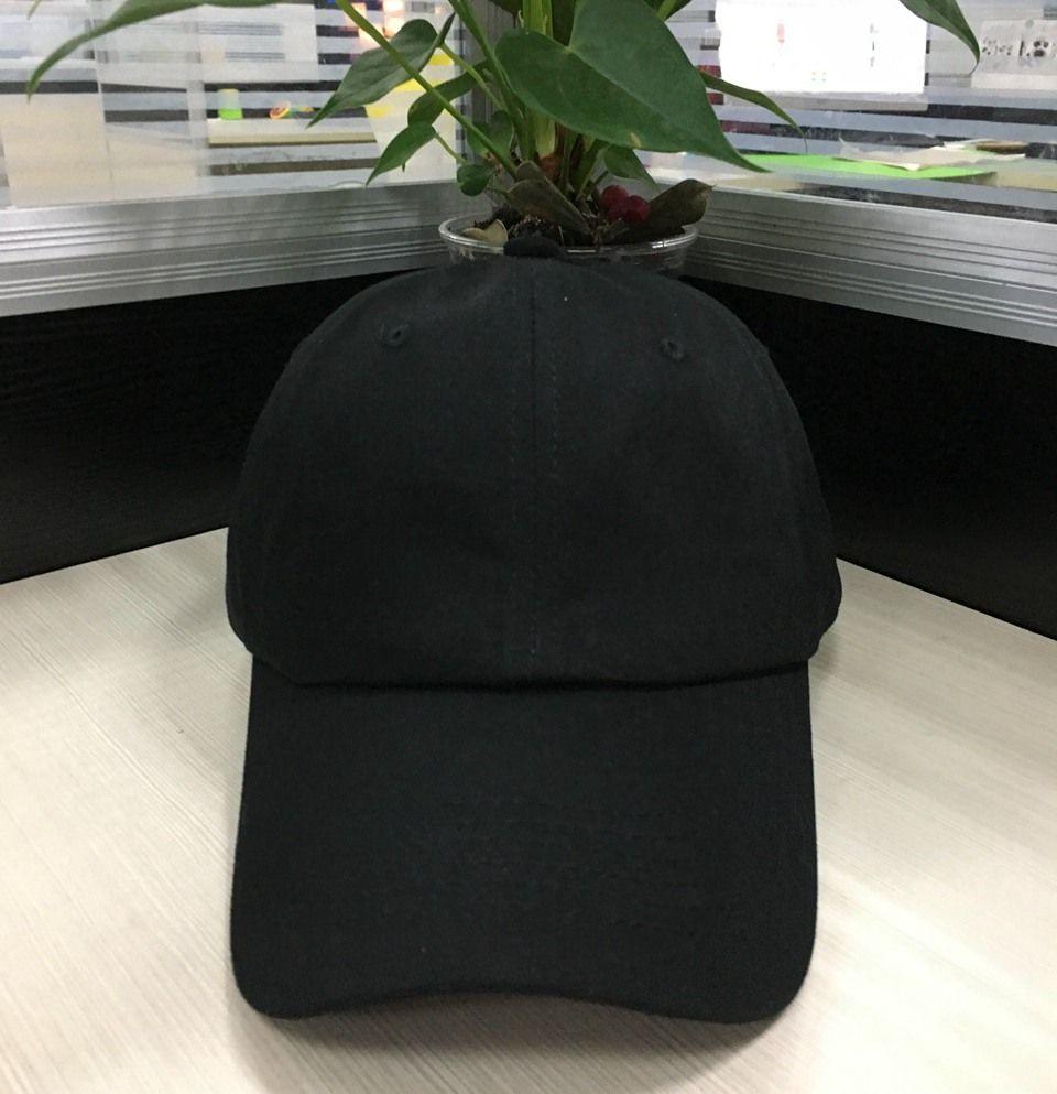 eab142deb19 Bone Blank 6 Panel Cap Pink Gorras Strapback Snapback Hats Cheap Men Women  Bone Baseball Caps Casquette Dad Hat Hats For Men Hatland From Lin881030