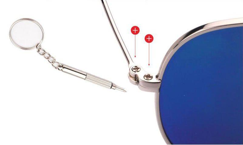 2017 Home Sonnenbrille Brillen Handy Uhr Reparatur Schlüsselbund Schraubendreher Werkzeug Handy Car Styling Zubehör