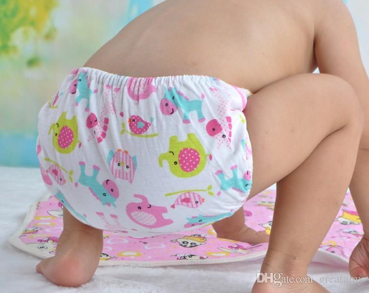 Baby pannolino copri pannolino lavabile Baby pannolino ricamato pannolini bambini riutilizzabili pannolini pannolini lavabili