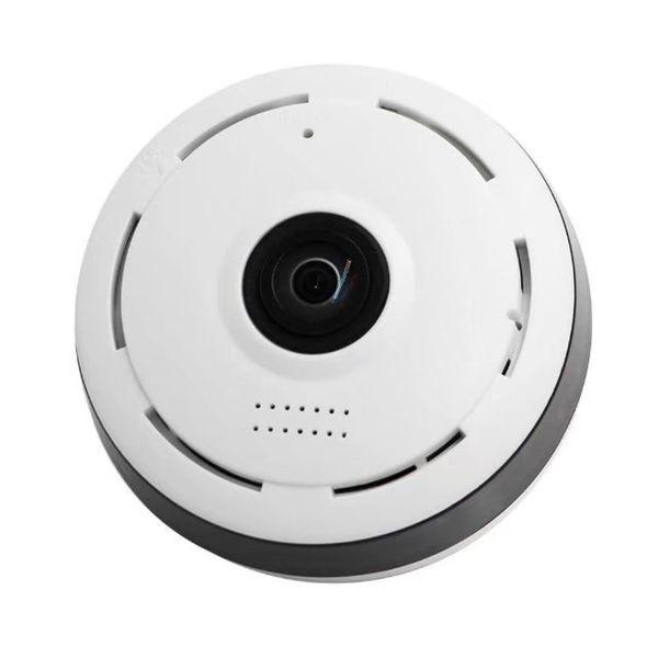 360 Degree wireless Fisheye Camera VR Panoramic IP Camera HD 960P 1.3MP Wireless Wifi Home Security Camera with IR Night vision