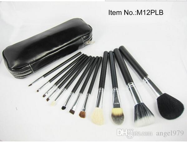 NUOVA spazzola di trucco di migliore qualità di buona qualità Set di 12 pezzi Pennello professionale