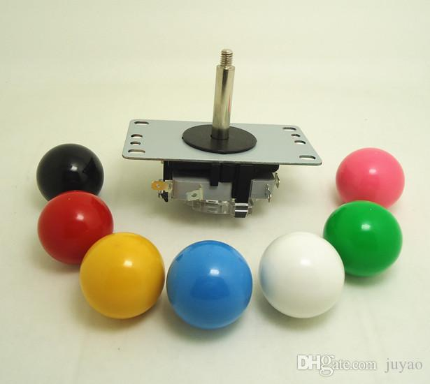 8 way type NO microswitch arcade game joystick for game machine, controller for game board