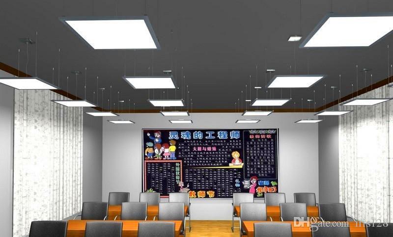 Plafoniera Led Quadrata 48w : Acquista lampada led quadrata mm da soffitto a