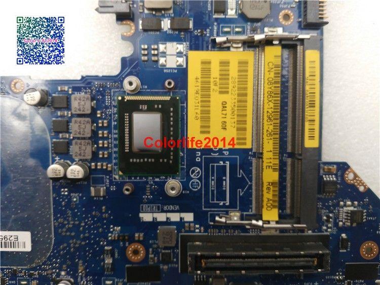 I3-2350M LA-7741P CN-08Y86X 8Y86X Dell E6430S Scheda madre del computer portatile Scheda madre Completamente testata Funzionamento perfetto