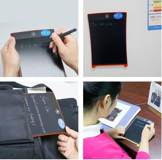 Çizim Oyuncaklar LCD Yazma Tablet Silme Çizim Tablet Elektronik Kağıtsız LCD El Yazısı Ped Çocuk Yazı Tahtası Çocuk Hediyeler