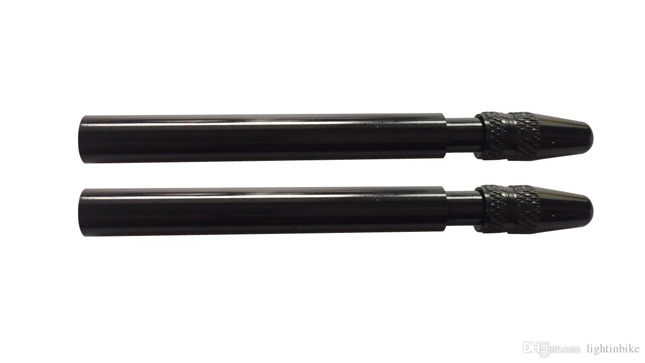 Free shipping 700c Road Bike bicycle valve extenders Valve Stem 50mm 60mm 70mm