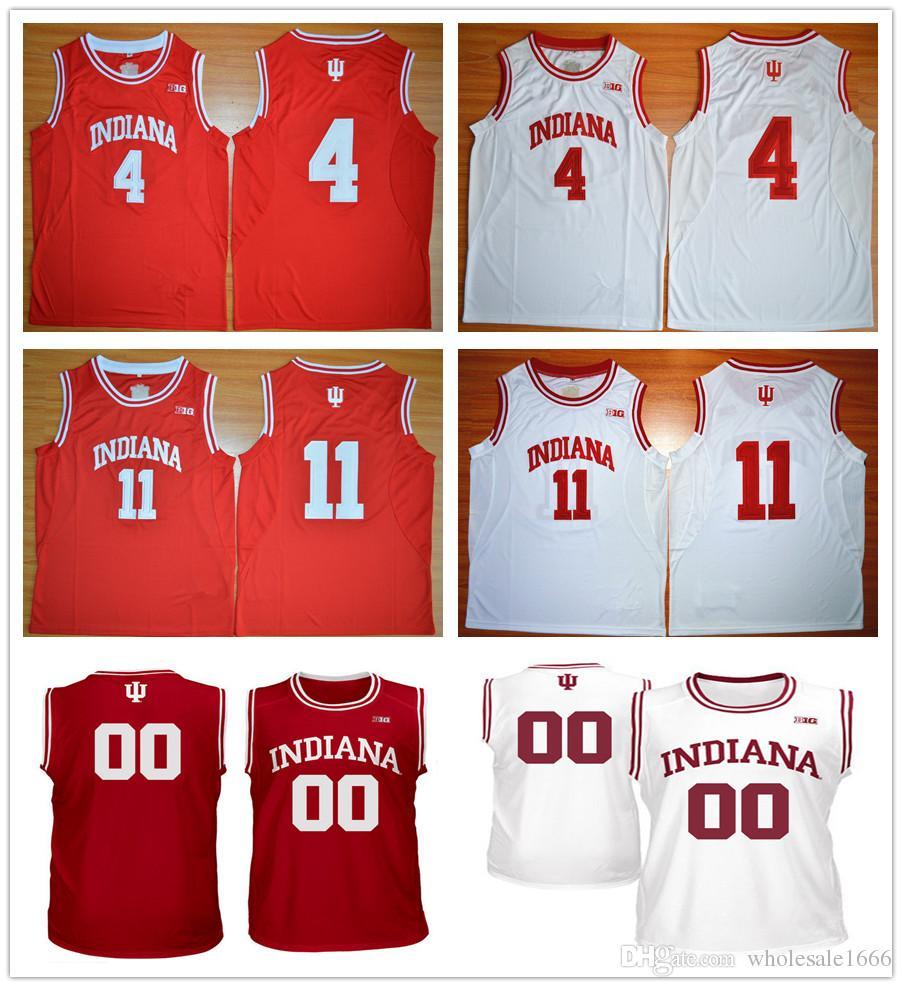 the latest 66721 790a2 indiana university men's basketball jersey