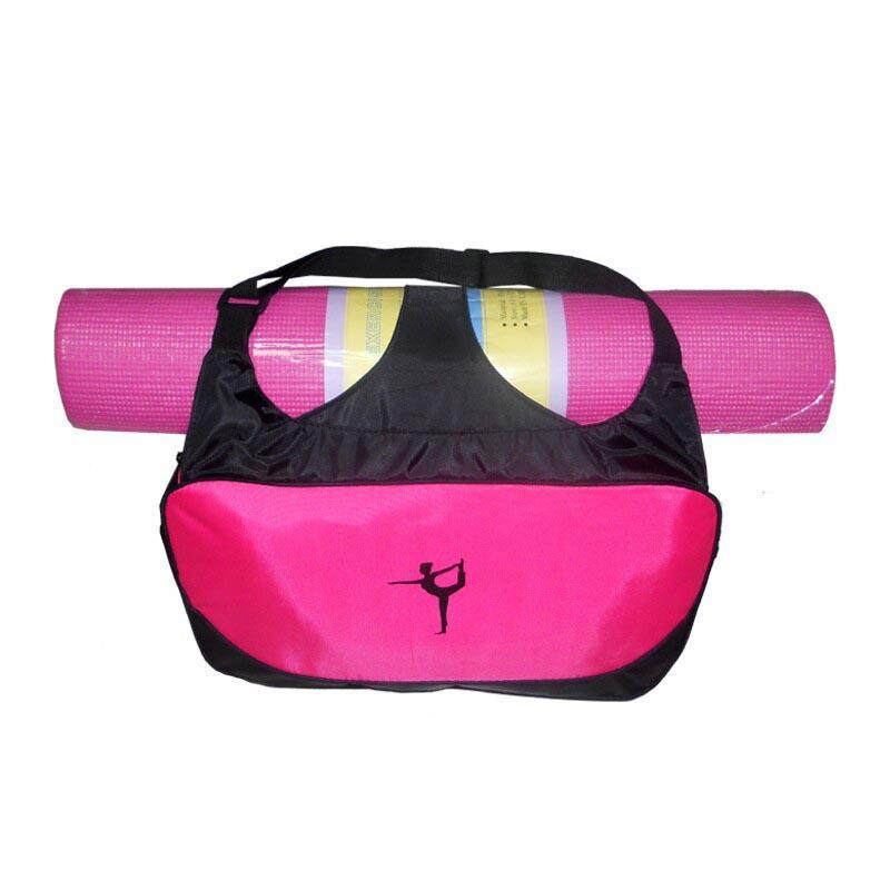 c0a60a7eb7 Multifunctional Clothes Yoga Gym Mat Bag Backpack Waterproof Nylon Sports  Bag Yoga Pilates Mat Case Bag CarriersNo Yoga Mat Handbags On Sale Shoulder  Bags ...