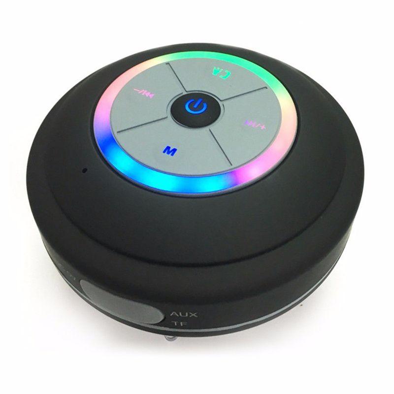 Waterproof Wireless Speaker Portable Subwoofer Speakers Radio Fm Music Receiver Altavoz Bluetooth For Smartphones MP4 Mp3 Player
