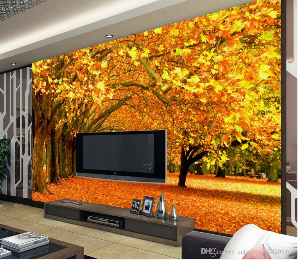 Photo any size New Custom 3D Beautiful mural 3d wallpaper 3d wall papers for tv backdrop