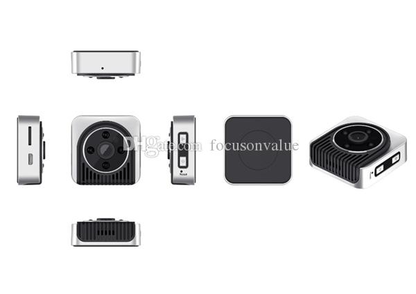 WIFI MINI DV H5 Night Vision Wearable mini IP Camera P2P Wireless Body Camera Support 150 degree wide angle motion detection mini camera