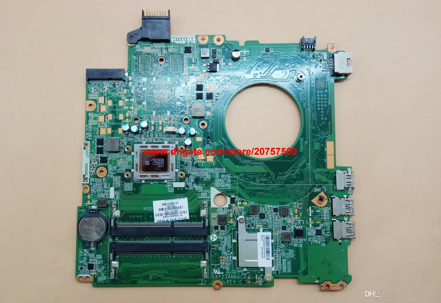 Original & High Quality for HP Pavilion 15-P 15Z-P Series 766714-501 DAY23AMB6C0 UMA A10-5745M Laptop Motherboard Mainboard Tested