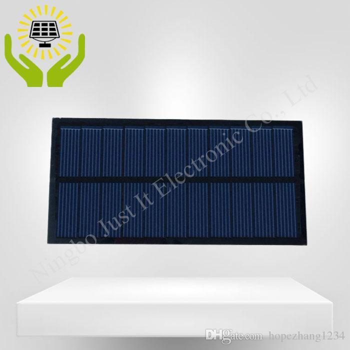 PET Laminated Small Solar Cell 5.5V 365mA 2W 180*90mm