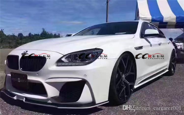 2018 Wald Style Body Kit For Bmw 6 Series F12 F13 M6 2 Doors And 4 All Can Installation Frp Material Very Fit From Carcarer001 236282