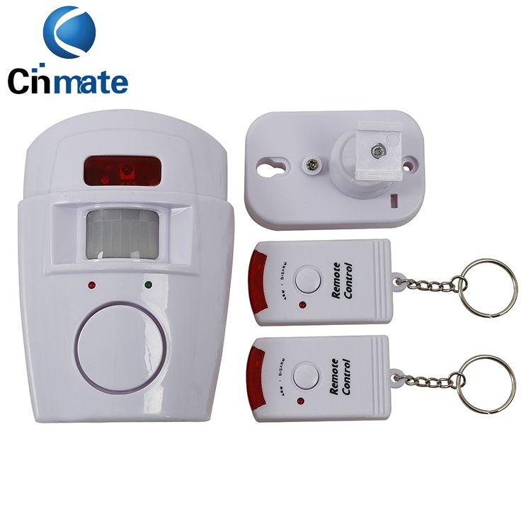 Ir Alarm Systems Infrared Sensor Security Detector Home System 2 ...