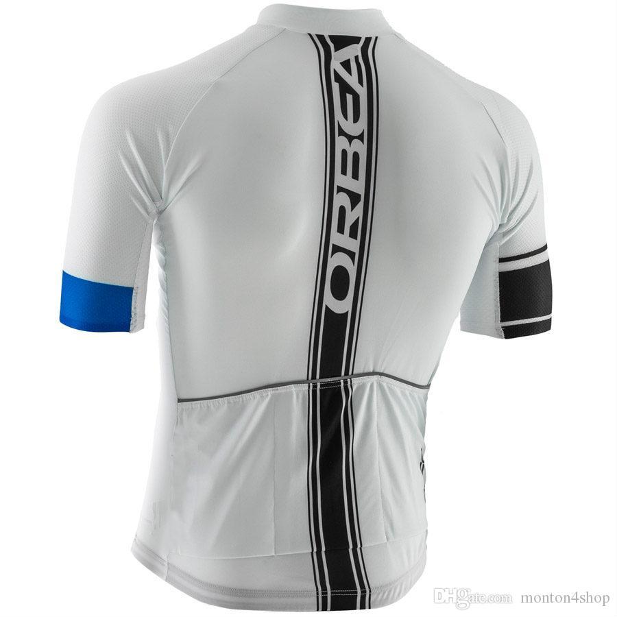 orbea 2019 mens Ropa Ciclismo Abbigliamento da ciclismo / MTB Abbigliamento bici / Abbigliamento bici / uniforme da ciclismo Maglie ciclismo 2XS-6XL L75