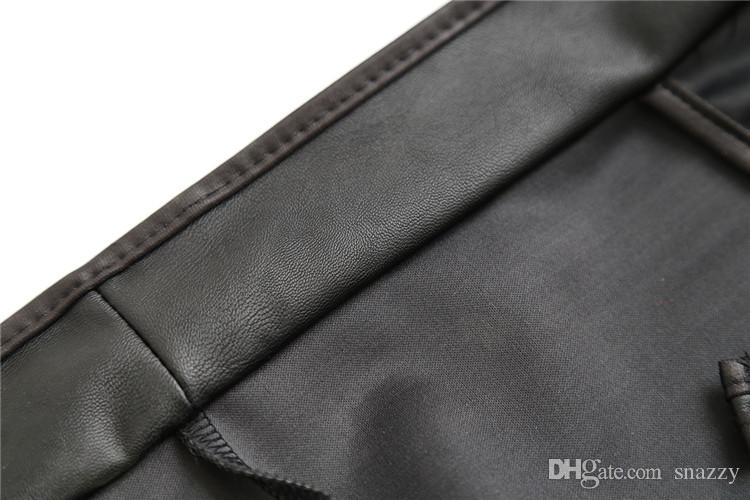 Sexy Leather Skirt Pantie for Women T-back Pants Underwear Strap on Open Buttocks Mini Dress Open Hip ass Panty Sex Kit Couple