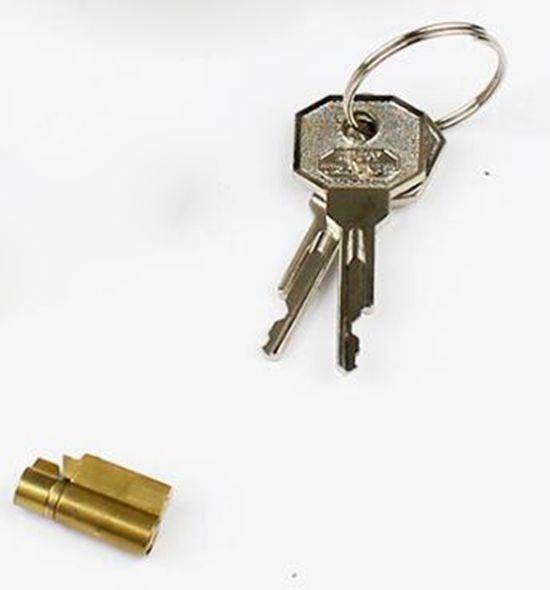 New Chastity Devices Cock jaula Lock y accesorios clave