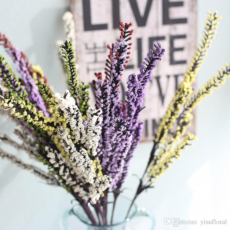 UBIZ Pianta artificiale decorazione di nozze accessori home decor fiore finto primavera vaso indoor flores flores artifices fleur craft